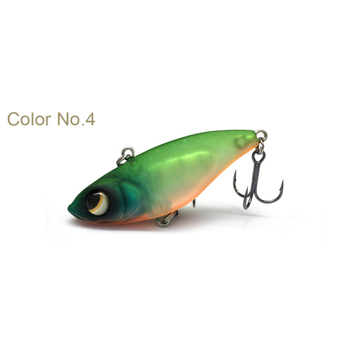 Lurefans V55 Lipless Crankbait VIB Vibe Lure [Colour Pattern: 04]